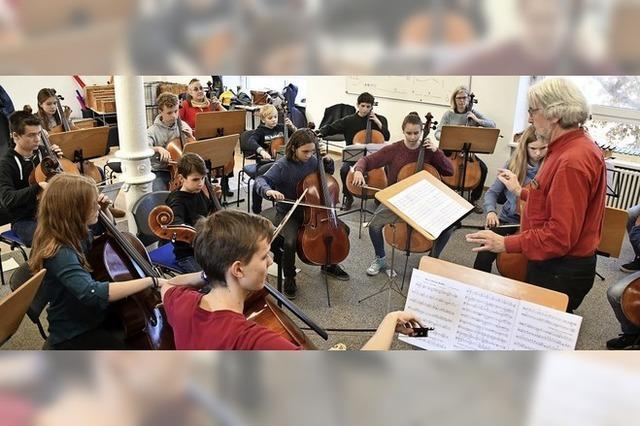 Cello erlangt höheres Ansehen