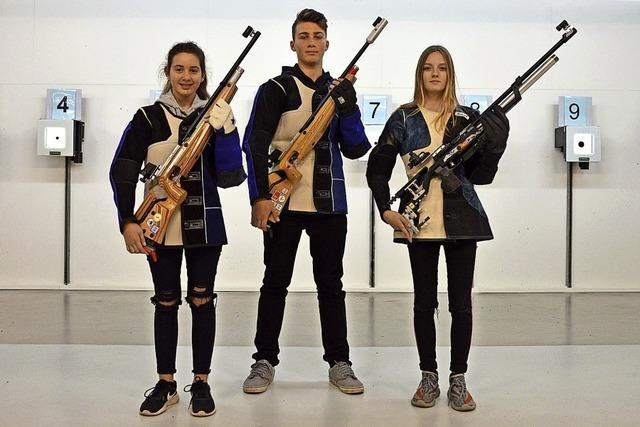 Wie drei Teenager in den Schützenverein Herten kamen