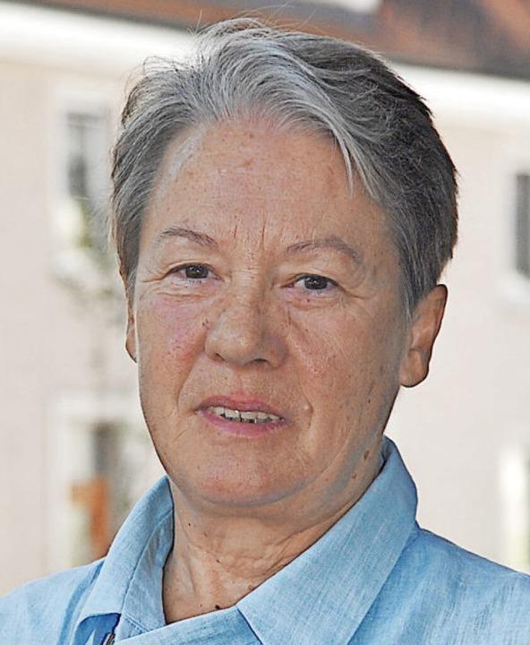 Ingeborg Zanzinger  | Foto: Leony Stabla