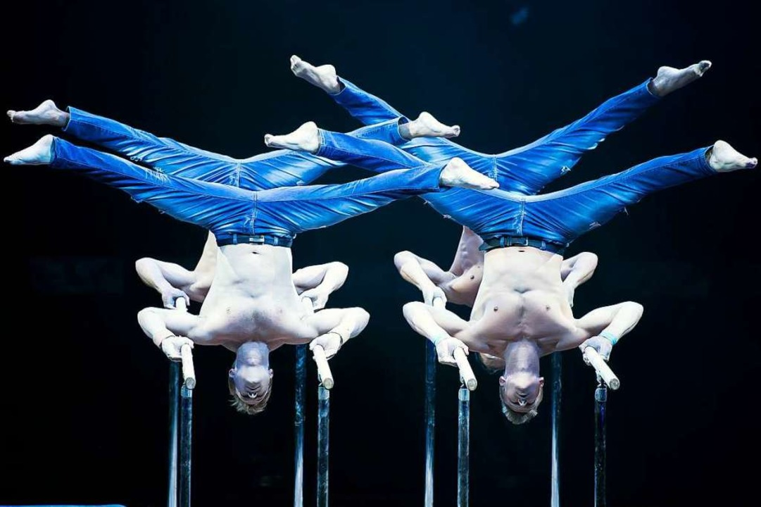 Spitzenformation: Showproject  | Foto: Turnfest Berlin - MINKUSIMAGES