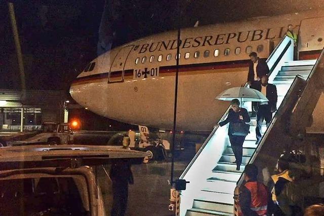 Bericht: Regierung prüft nach Flugzeug-Defekt kriminellen Hintergrund