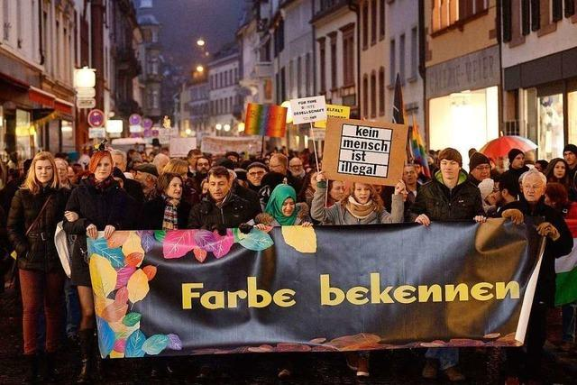 Es ist ein gutes Zeichen, dass es in Freiburg immer mehr Demos gibt