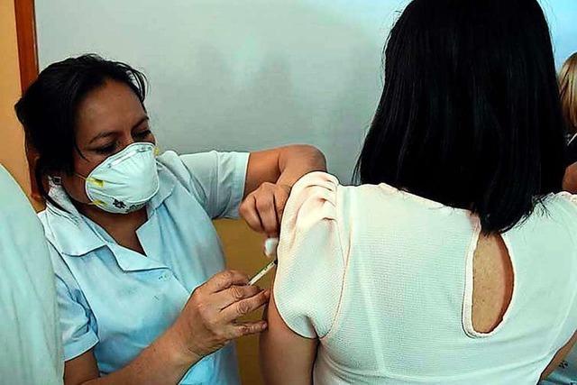 Zahl der Masern-Ansteckungen weltweit um 30 Prozent gestiegen