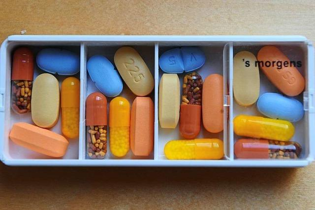 Medikamente ermöglichen HIV-Positiven ein normal langes Leben