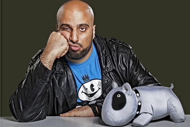 Abdelkarim gibt am Donnerstag, 24. Januar, Vorstellung im Gloria-Theater in Bad Säckingen.