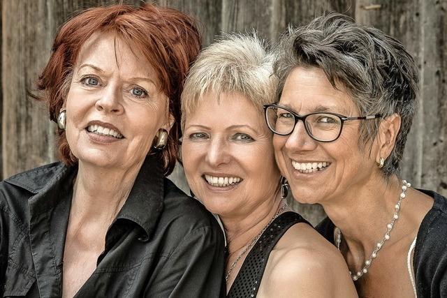 Trio Tiramisu gibt am Sonntag, 2. Dezember, Konzert in der Kirche St. Peter und Paul in Bad Säckingen