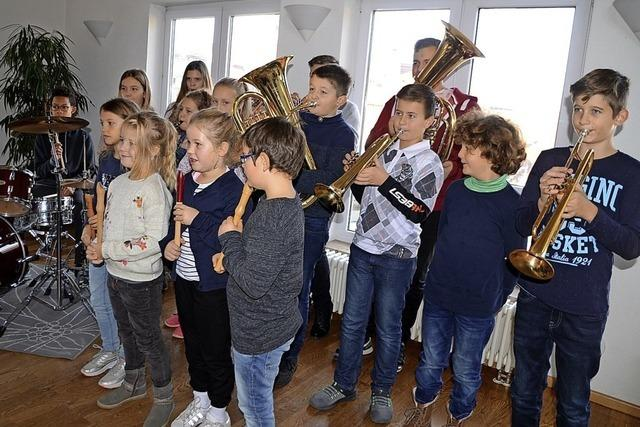 Jungmusiker überzeugen