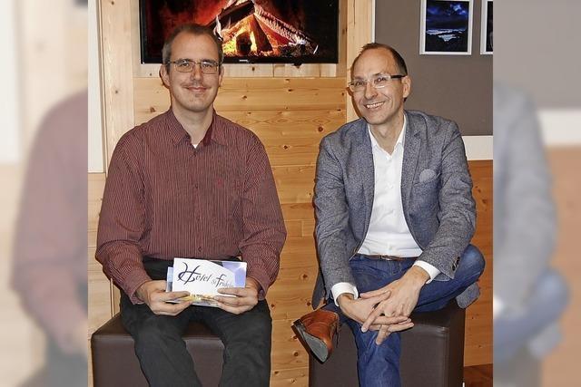Winfried Müller beweist, dass Inklusion gelingt