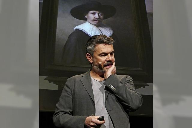 Computer mimt den Rembrandt