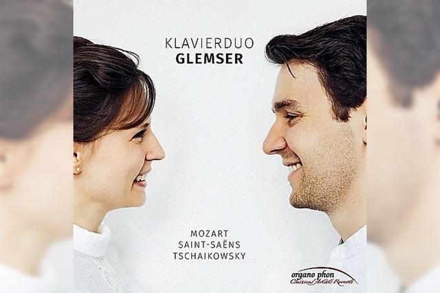 CD: KLASSIK: Grandioses Debüt