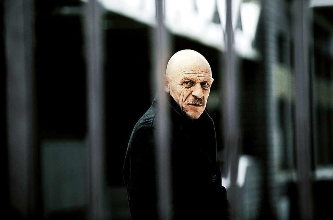 Charakterkopf: Regierungsmedizinaldirektor  Joe Bausch hinter Gittern   | Foto: wolfgang Schmidt