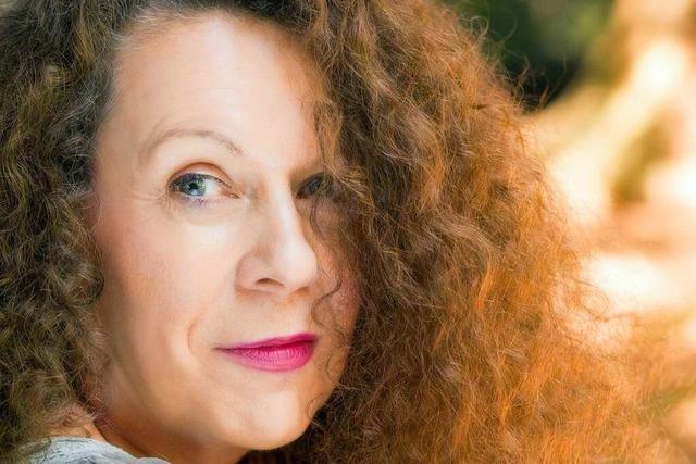 Die Zeller Mundartautorin Heidi Knoblich im alemannischen Interview