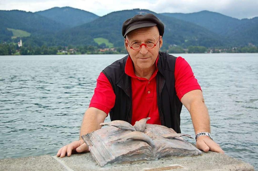 Martin Graff ist Mundartautor aus dem Elsass.  | Foto: Privat
