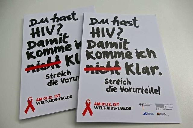So wird im Landkreis Waldshut mit dem Thema Aids umgegangen
