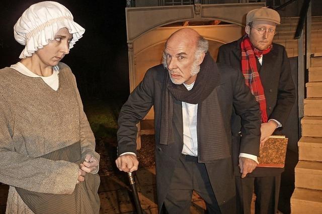 Die Verwandlung des Mister Scrooge