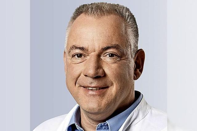 Rickenbacher Arzt geehrt