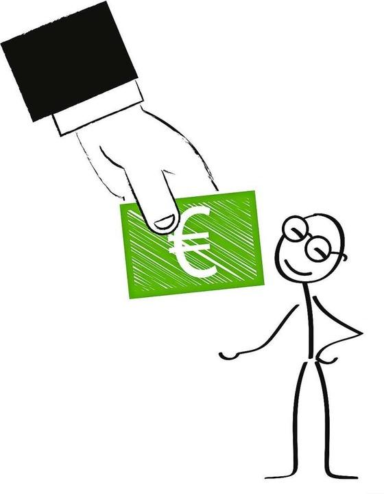 Vermögenswirksame Leistungen bieten eine einfache Sparmöglichkeit.  | Foto: Trueffelpix