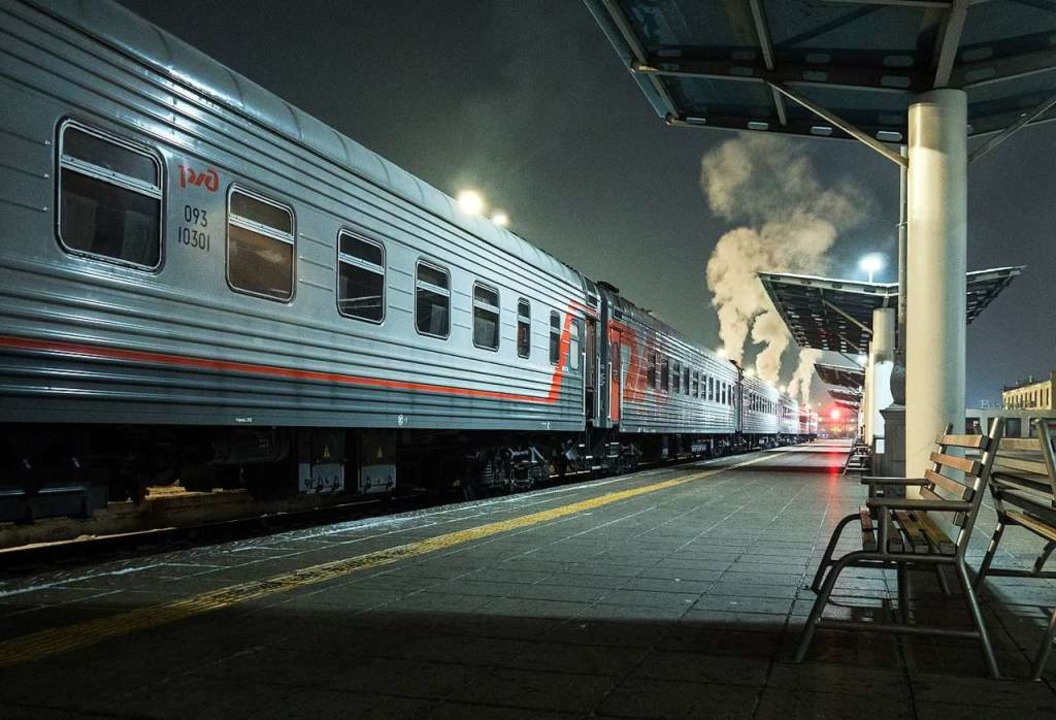 Angekommen: Abschied vom Zug in Ulan Bator in der  Mongolei.  | Foto: dpa-tmn