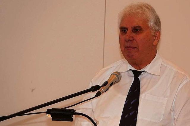 Der Schopfheimer Straßenkehrer Udo Sikau hat ein Buch geschrieben
