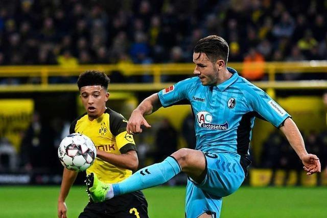 Elfmeter als Knackpunkt: Sportclub zeigt in Dortmund gute Defensivarbeit
