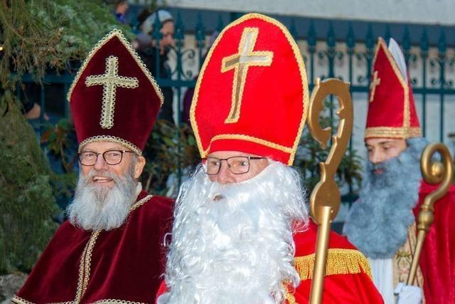 Selbstversuch: Wie werde ich ein guter Nikolaus?