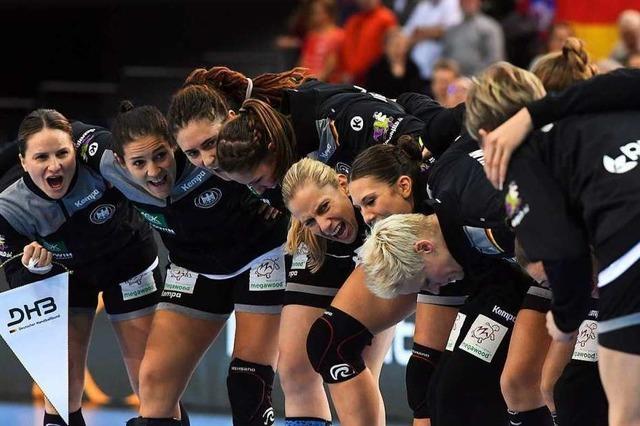 Ein Lobgesang auf die Handball-EM der Frauen