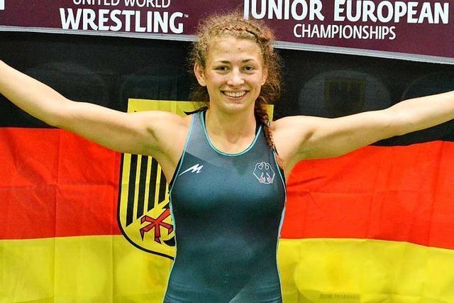 Elena Bruggers großes Ziel heißt Olympia