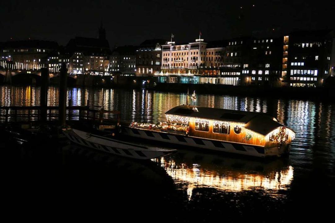 In Basel strahlt zur Weihnachtszeit alles ein wenig heller - Basel ...
