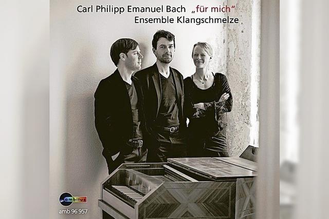 REGIO-CD: Die Tonkunst