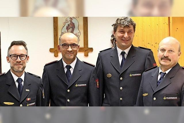 Feuerwehr löst Aufgaben mit Bravour