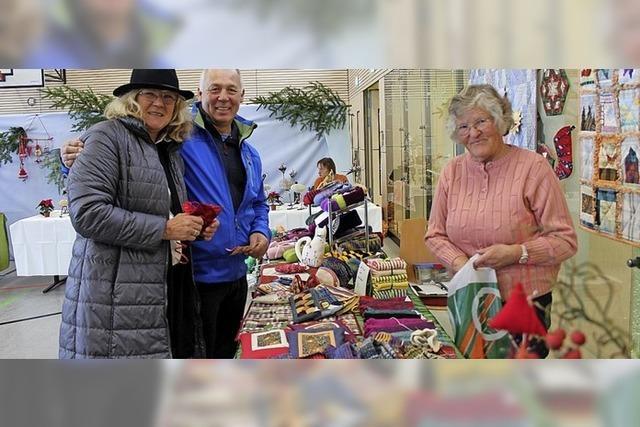 Weihnachtsmarkt in Niederhof