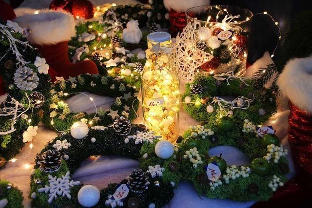 Weihnachtsmarkt bringt Leben auf den Bürgleplatz