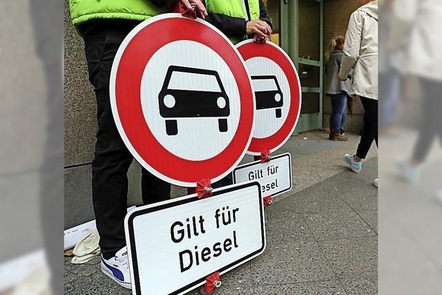 In Sachen saubere Luft in den Städten geht wenig voran
