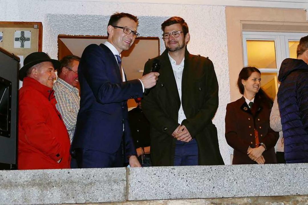 Horben Wählt Benjamin Bröcker Zum Neuen Bürgermeister Horben