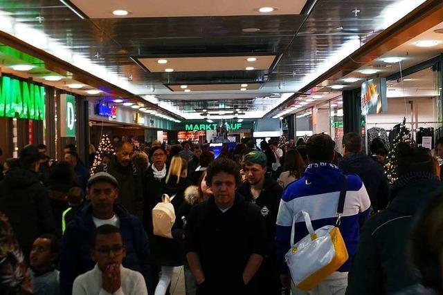 Der Einzelhandel ist in den Städten der Region in den Advent gestartet