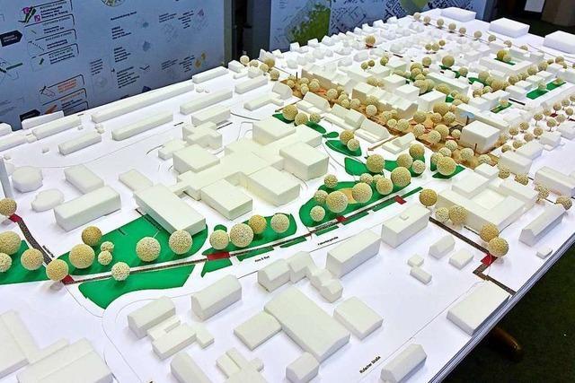 Freiburgs Stadtteil Mooswald soll einen zentralen Platz bekommen