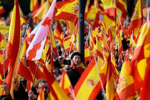 Rechtsradikale sind in Andalusien ins Parlament eingezogen