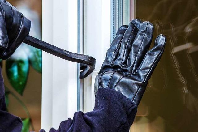 Aufmerksamer Nachbar vertreibt Einbrecher in Rümmingen