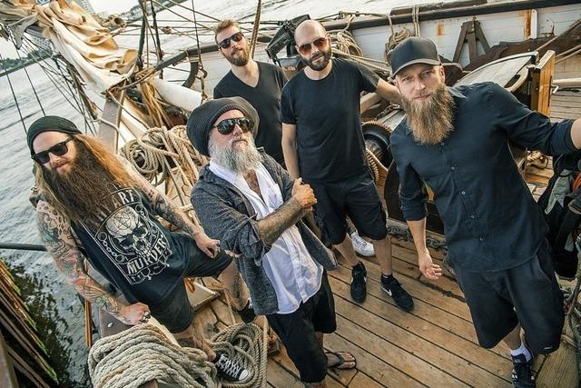 Roots-Reggae, Ska und Punkrock mit Jaya the Cat im Alten Wasserwerk in Lörrach