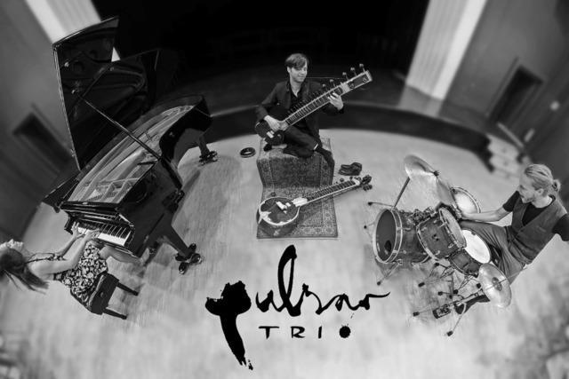 Das Pulsar Trio improvisiert im E-Werk