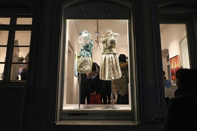 Eine Ausstellung für Perlentaucher