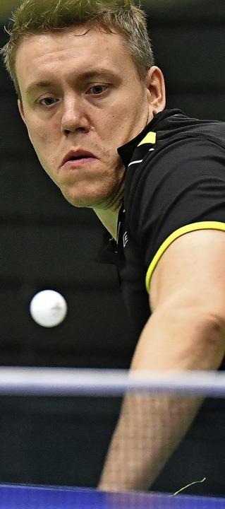 <BZ-FotoAnlauf>Tischtennis:</BZ-FotoAn... punktete beim Eichsler Auswärtssieg.   | Foto: Keller