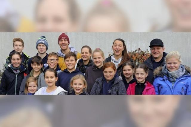 Podestplatz für Team Schopfheim