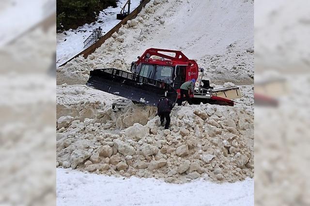 RAUSGEFISCHT: Wie steht's um Wintersport?