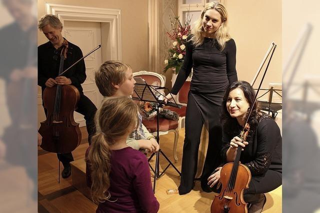 Musikalische Märchenwelt für Kinder
