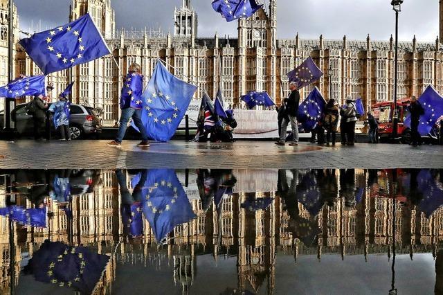 Tage der Entscheidung in London