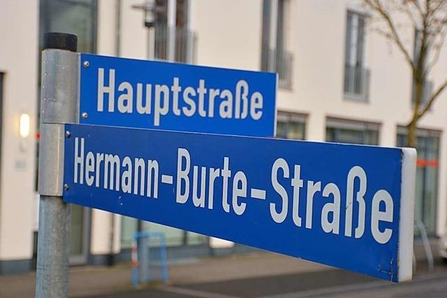 Wird die nach einem Nazi-Künstler benannte Festhalle in Efringen-Kirchen umgetauft?