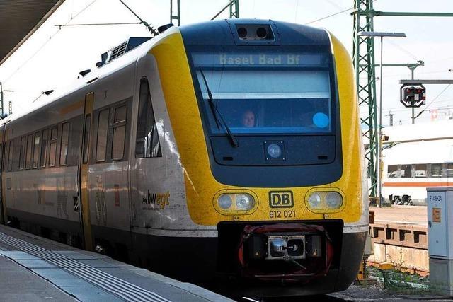So steht es um die aktuellen Bahnbauprojekte im Kreis Lörrach