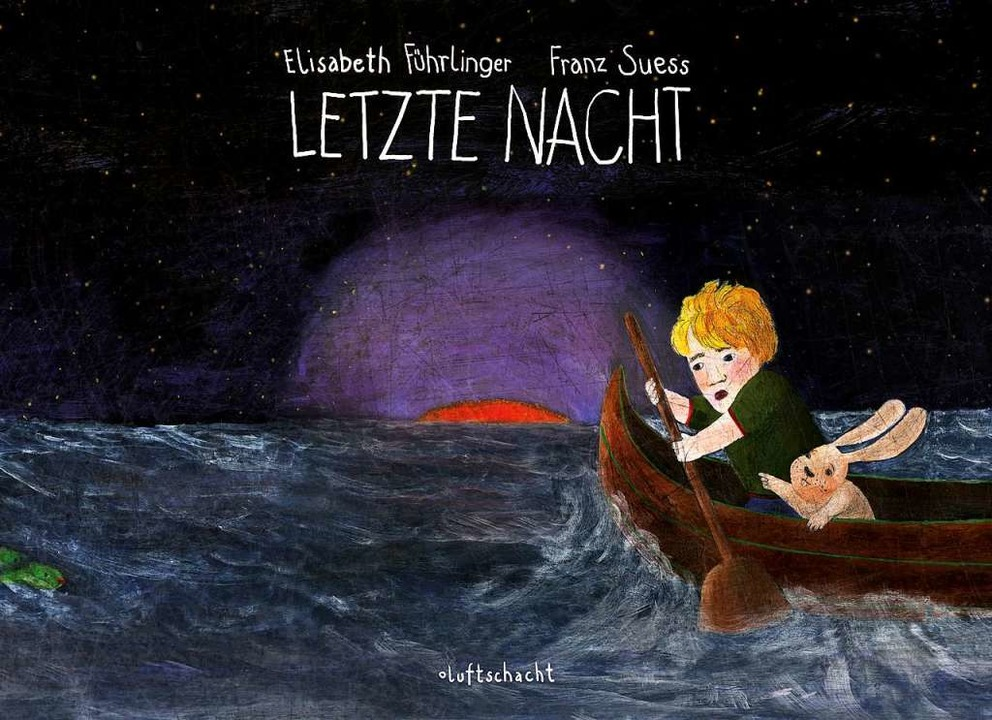 Letzte Nacht.  | Foto: Verlag