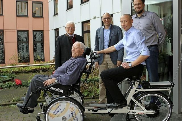 Großes Plus an Mobilität